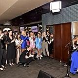Kelsea Ballerini Performing at the 2020 Women in Harmony Brunch in LA
