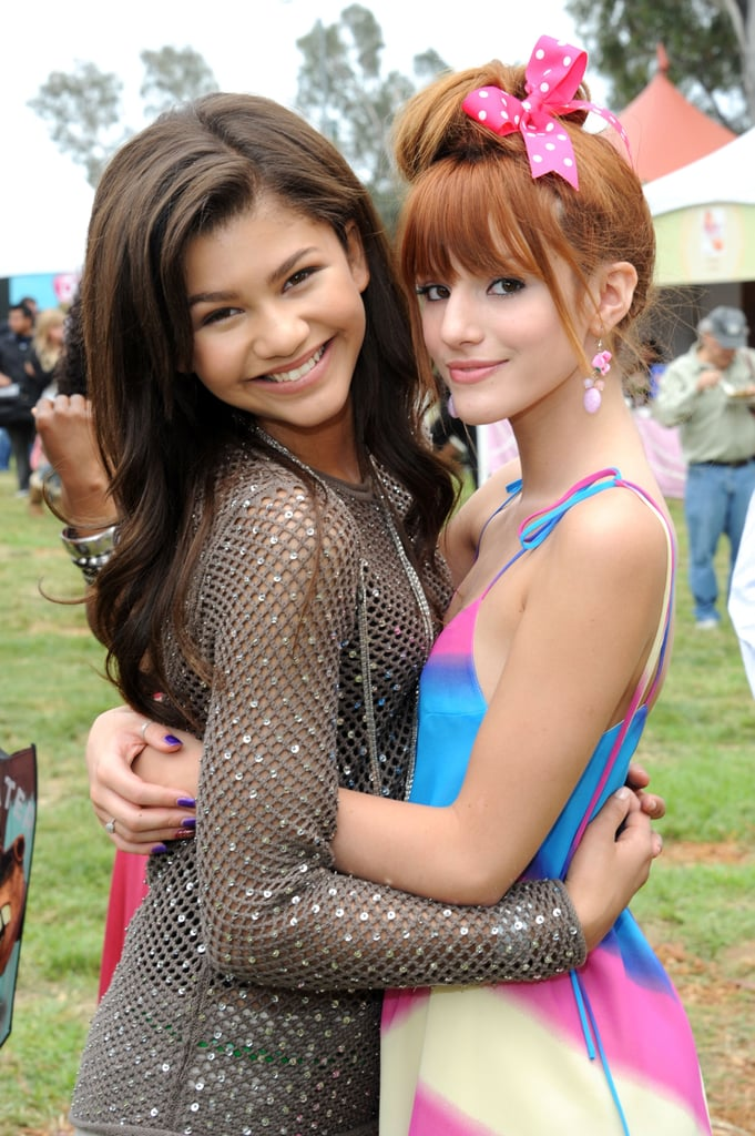 Bella thorne and zendaya sexy