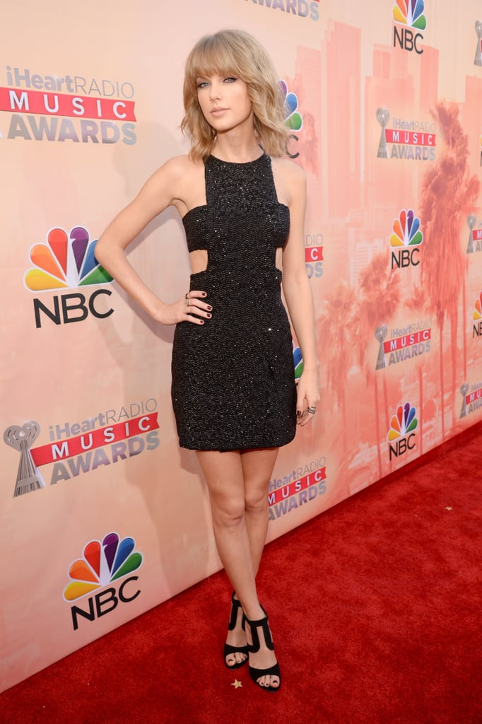 Hot Music Stars Hit the Red Carpet at the iHeartRadio Awards