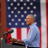 Best Moments From Obama's Speech at the Biden Drive-In Rally