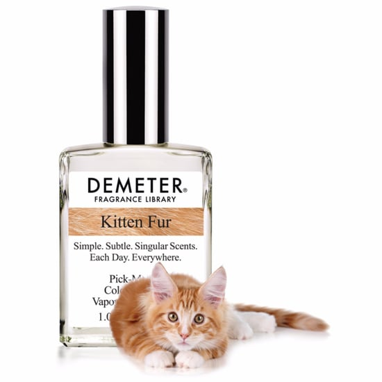 Weird Fragrances Demeter Kitten Fur Perfume