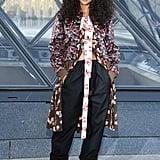 Thandie Newton at Louis Vuitton Fall 2019