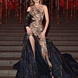 Gigi Hadid in Versace at the 2018 Met Gala