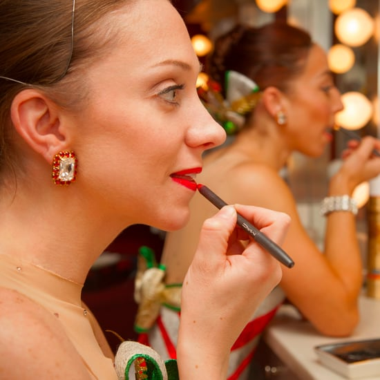 Rockettes Makeup DIY