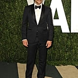 Bradley Cooper at the Vanity Fair party.