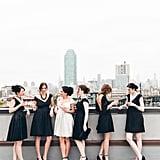 Glam City Wedding Inspiration