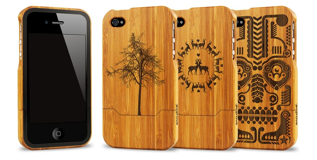 Grove Bamboo iPhone Case ($89)