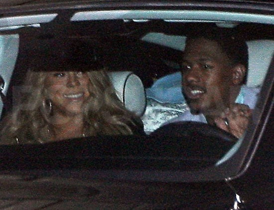 Mariah Carey and Nick Cannon Bring Monroe and Moroccan Home From the Hospital!