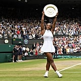 She Won Her 22nd Grand Slam Title