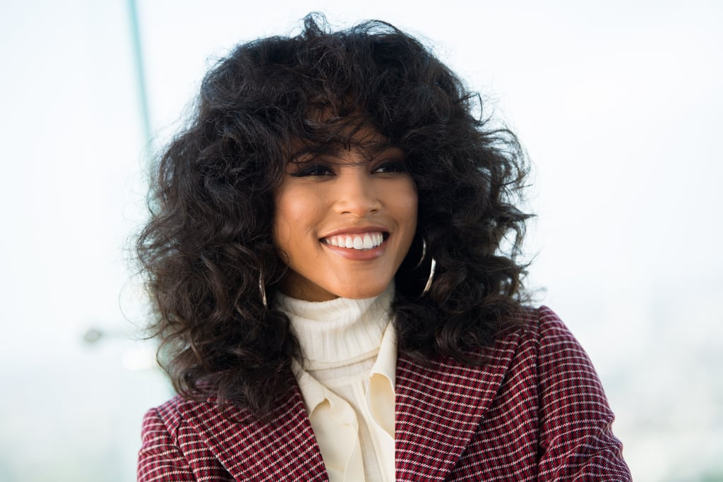 Fall 2020 Haircut Trend: Textured Layers With Bangs
