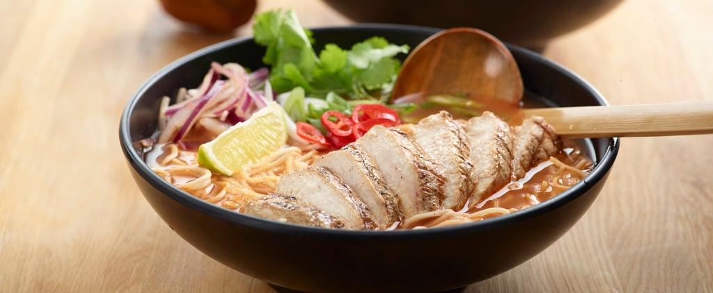 وصفة رامن الدجاج الحار من مطعم واغماما