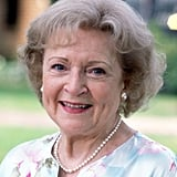 In 2003, Betty White Picked Pink Lipstick and a Soft Curled Bob