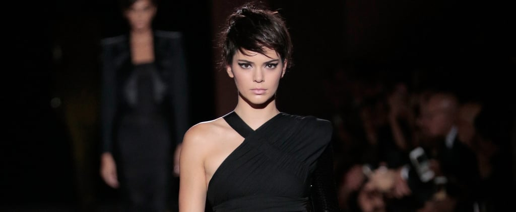 Every Single Head-Turning Outfit Kendall Jenner Wore This New York Fashion Week