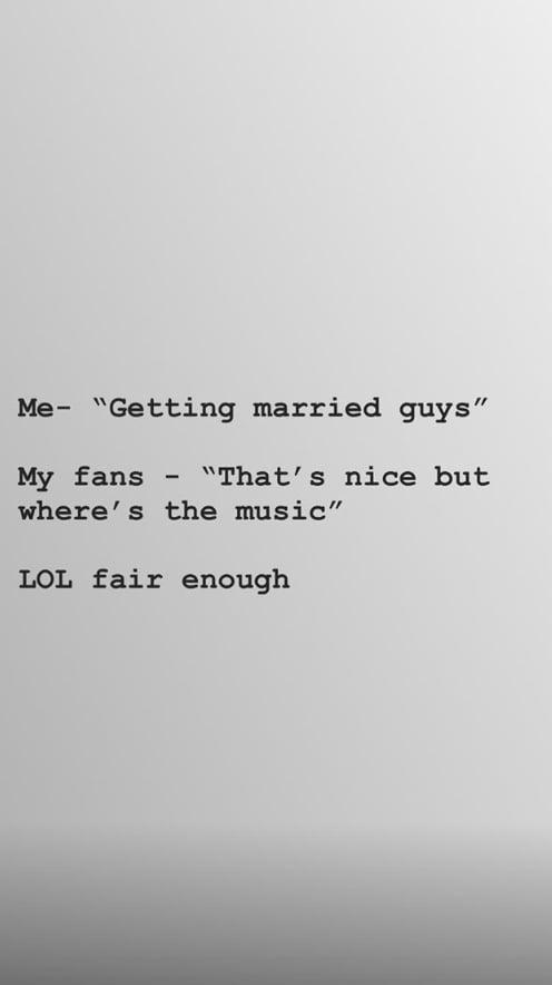Ellie Goulding's Message to Her Fiancé on Instagram