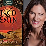 Alane Adams, Author of The Red Sun