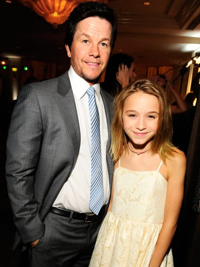 Watch Mark Wahlberg Embarrass His Daughter Ella by Spitting Some Dad Rhymes