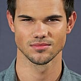 Taylor Lautner promoted Breaking Dawn — Part 2 in Madrid.