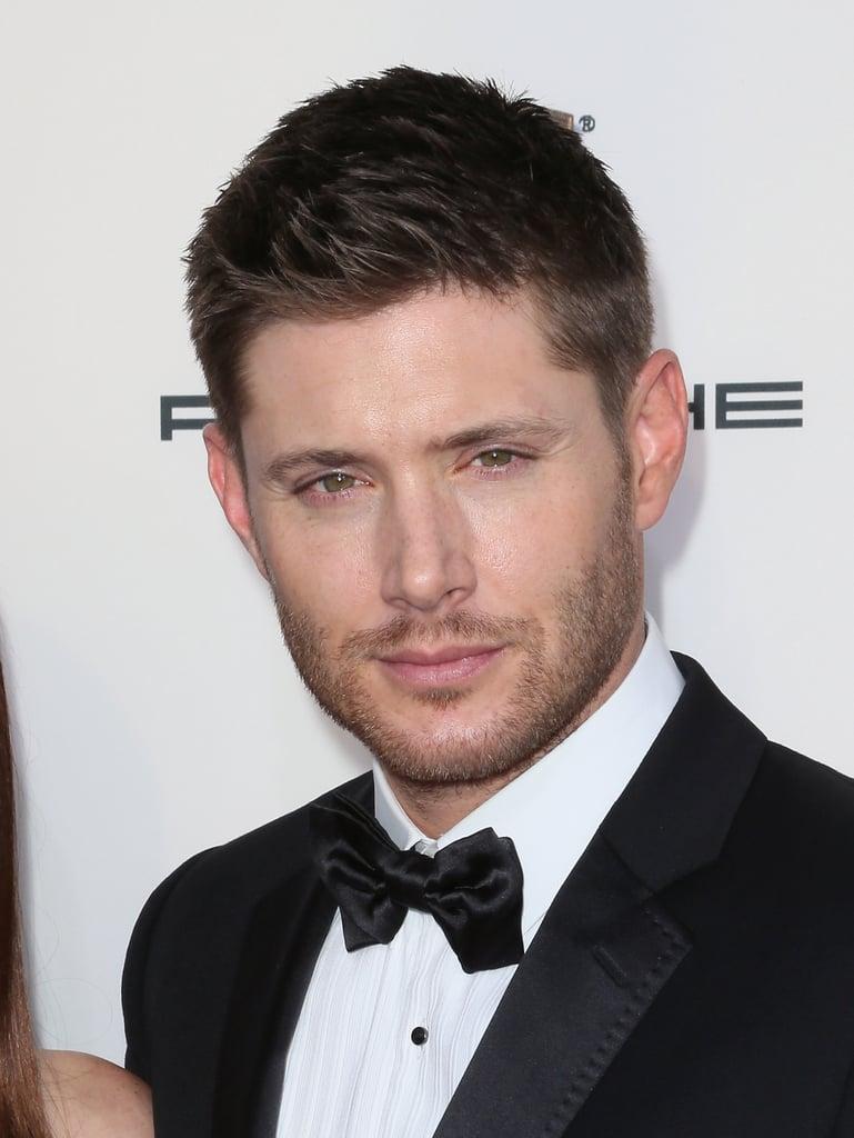 Jensen Ackles at the Critics' Choice Awards 2014