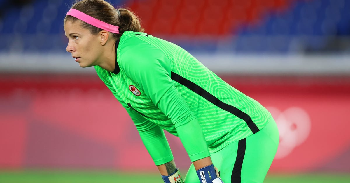 Canada Won Soccer Gold, But Its Heroic Goalkeeper Fought Anxiety and Panic Attacks on the Way