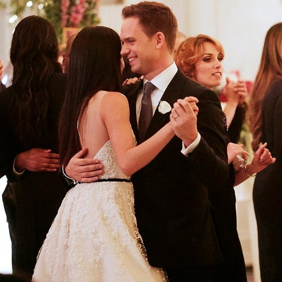 Meghan Markle's Wedding on Suits TV Show Photos