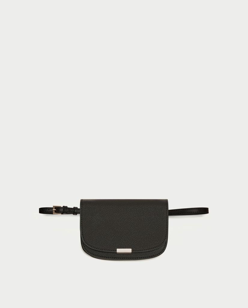 The sleek, understated design of this Zara Cross Body Belt Bag ($30) makes it look infinitely more expensive.