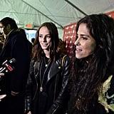 Celebrity Pictures: Jessica Biel & Rooney Mara Sundance 2013