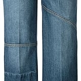 Marc by Marc Jacobs Cropped Panelled Jeans ($631)