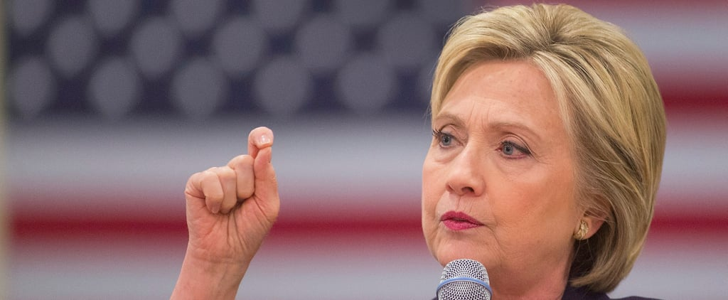 Everyone Should Hear Hillary Clinton's Solution For Uniting Republicans and Democrats