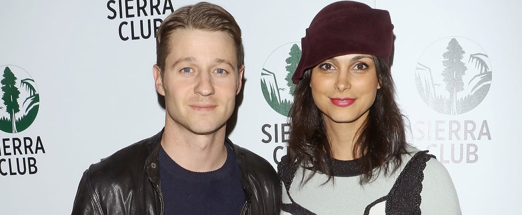 Morena Baccarin Shows Off Her Baby Bump on the Red Carpet