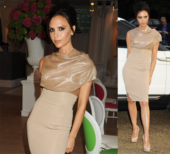 Victoria Beckham at Range Rover Anniversary Party in London