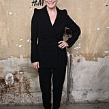 Julianne Moore attended the launch of Maison Martin Margiela for H&M in NYC.