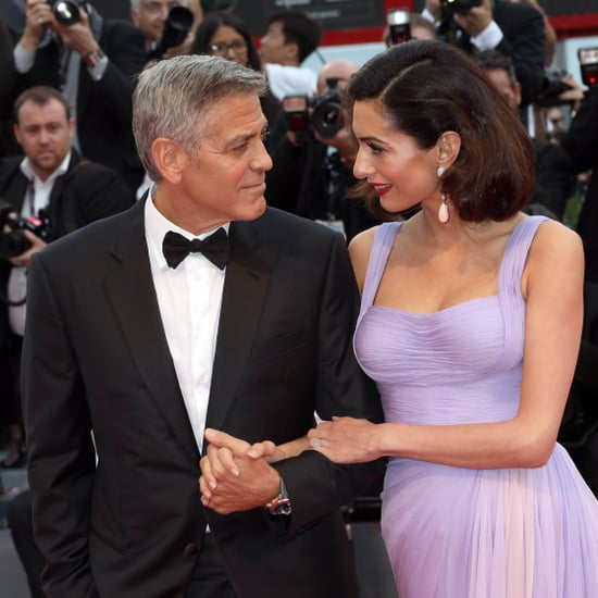 Best George and Amal Clooney Pictures 2017