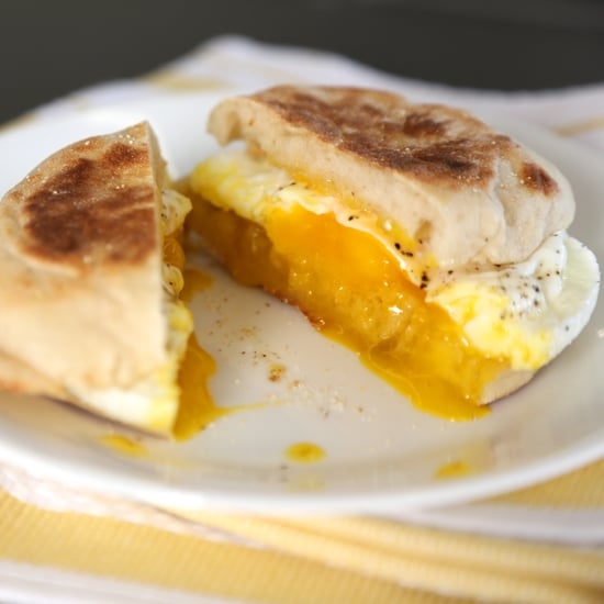 Easy Poached Egg Sandwich