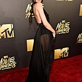 Kendall Jenner at the MTV Movie Awards 2016