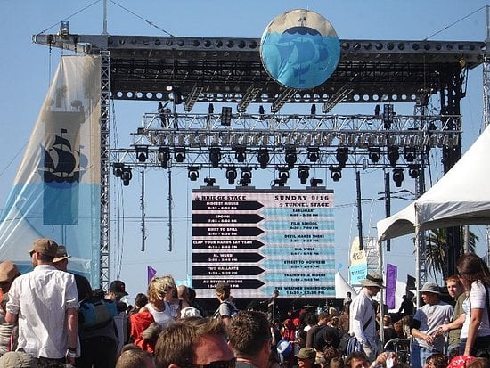 Treasure Island Music Festival Recap, Part II
