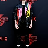 Noah Schnapp at Stranger Things Season 3 Premiere