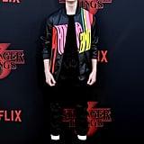 Noah Schnapp at Stranger Things Season 3 Premiere