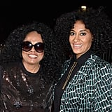 Diana and Tracee Ross