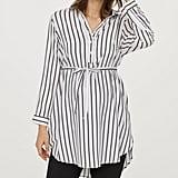 H&M MAMA Shirt Dress