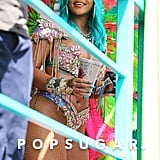 Rihanna at Crop Over Festival in Barbados August 2017