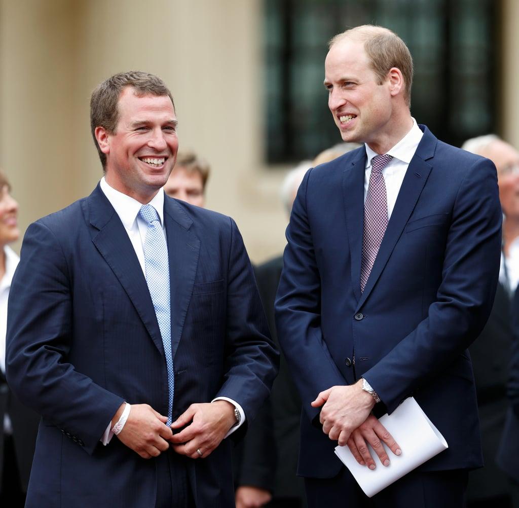Peter and William