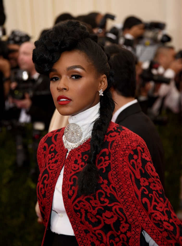 Red Carpet Pictures Of Hair And Makeup At The Met Gala