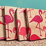 Large Flamingo Coasters (Set of 4) ($10)