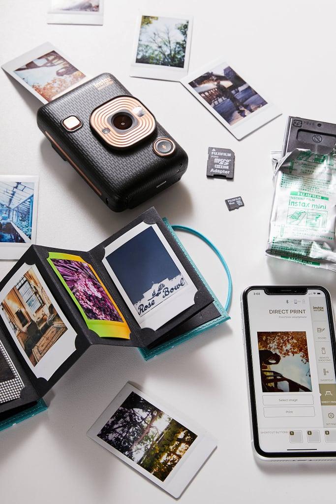 Fujifilm LiPlay Instax Mini Digital Instant Camera Bundle