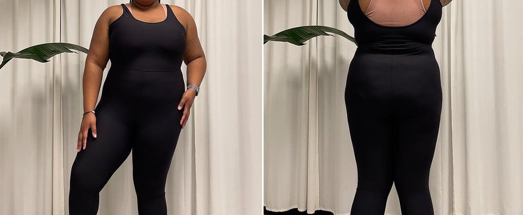 I Tried Old Navy's PowerSoft Performance Bodysuit for Women
