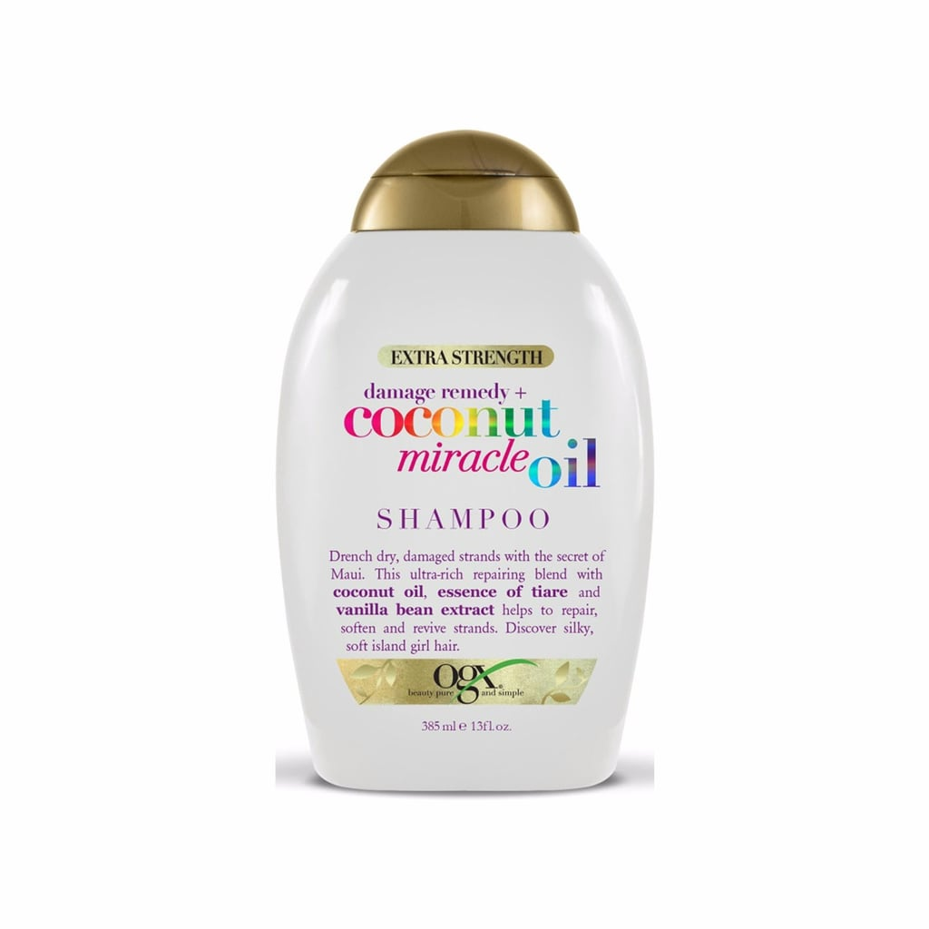 OGX Coconut Miracle Oil Giveaway