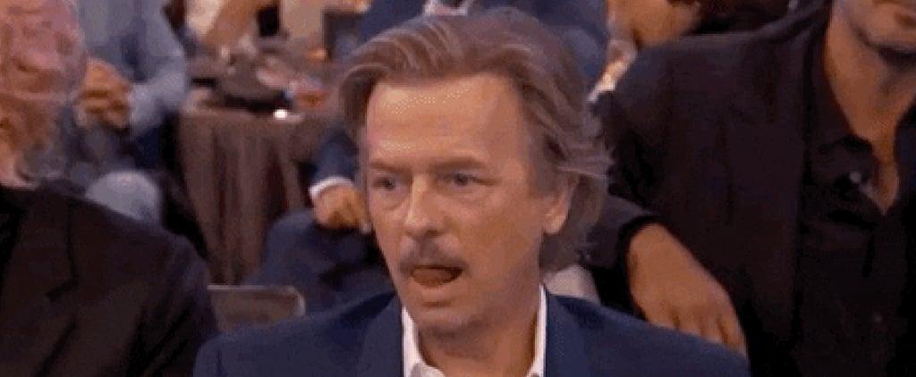 David Spade Became a Meme at the 2019 People's Choice Awards