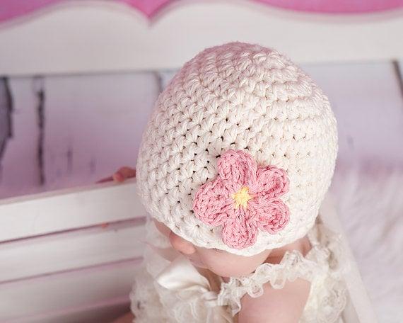 A Floral Knit