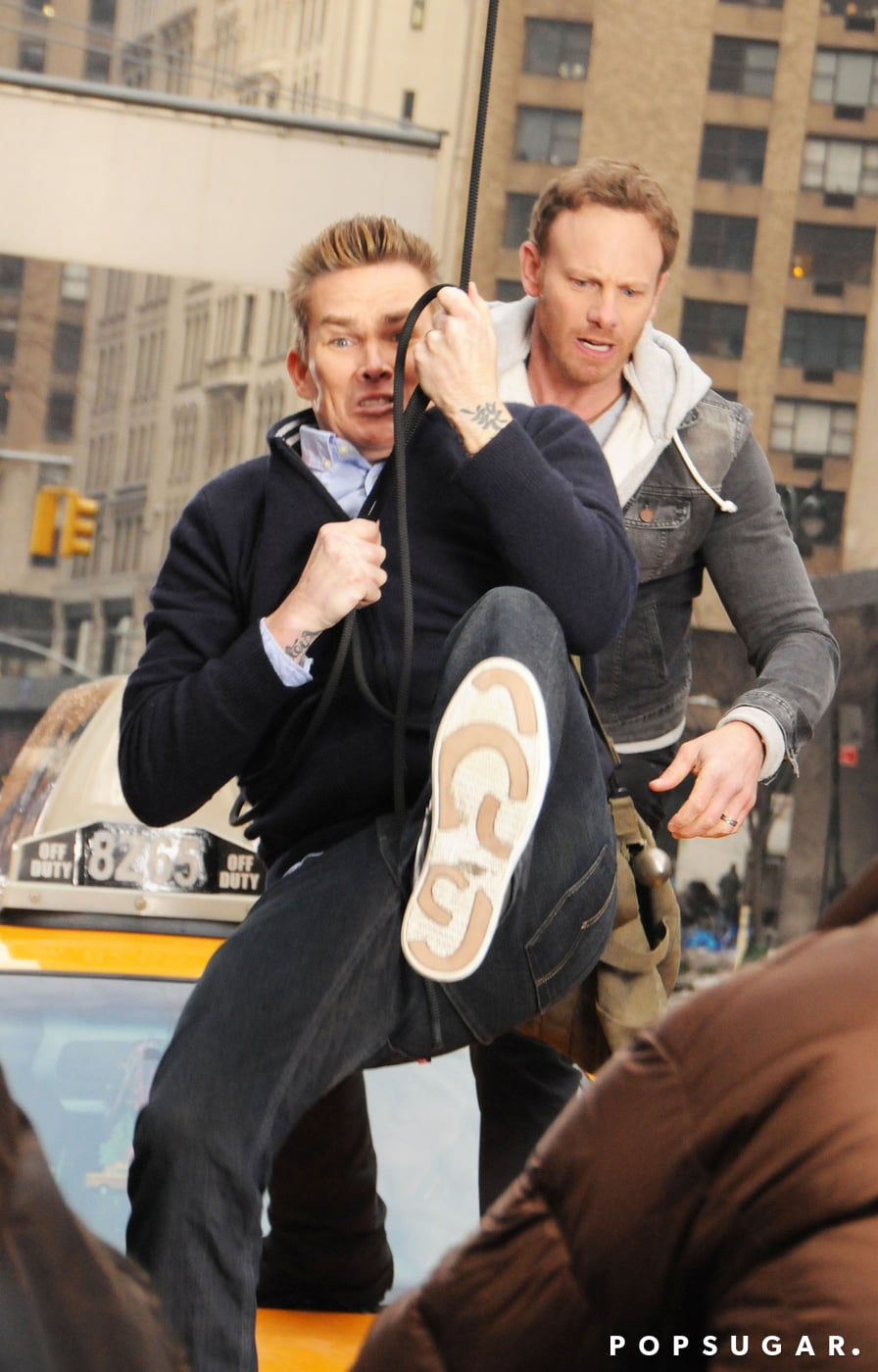 McGrath and Ziering kicked things up a notch.