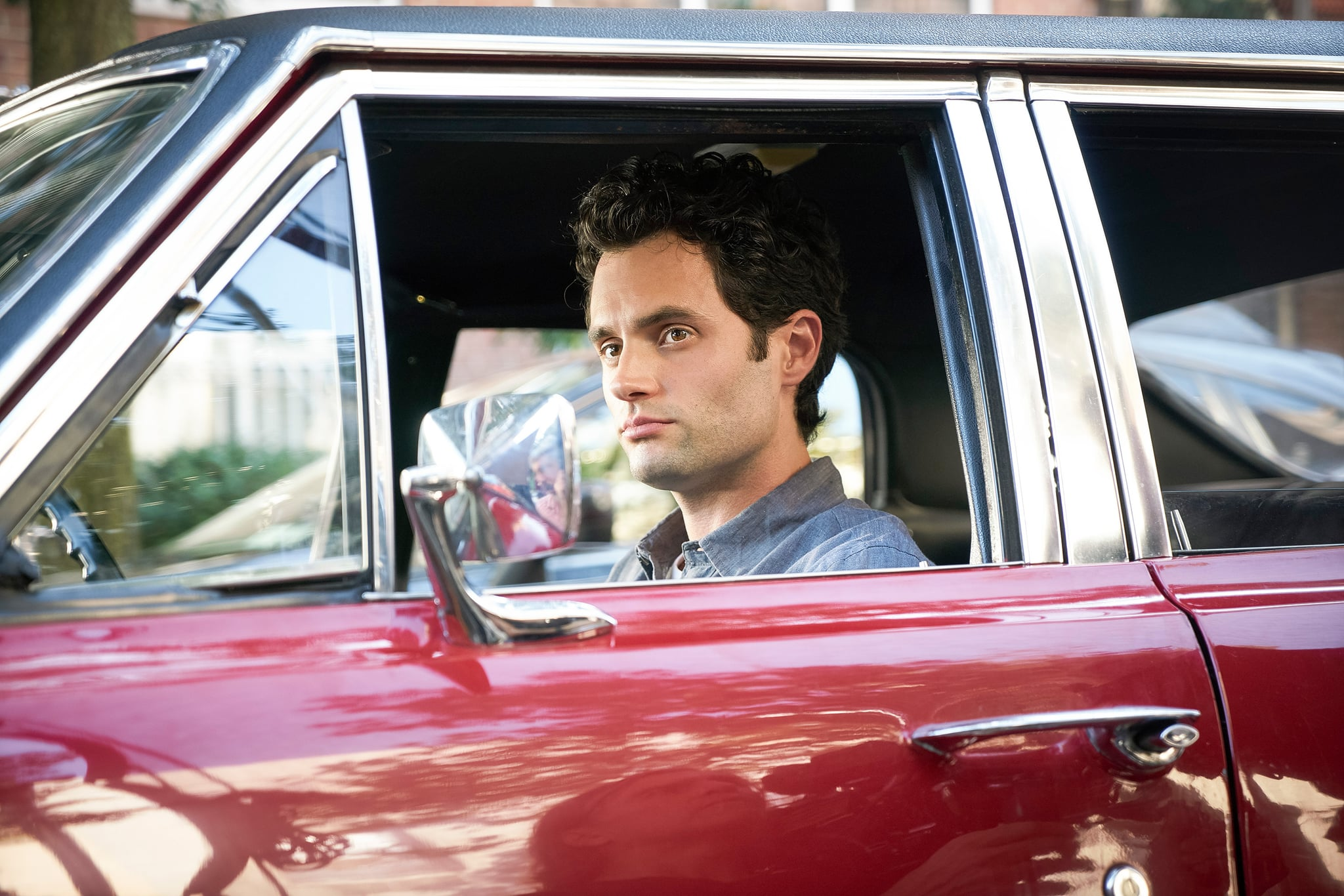 YOU, Penn Badgley in 'Maybe', (Season 1, Episode 103, aired September 23, 2018).  Lifetime / courtesy Everett Collection
